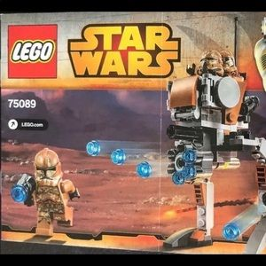 LEGO Star Wars Instruction Manual ONLY